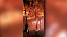 """Etats-Unis: La prison de Joliet, qui a servi de décor à la série """"Prison Break"""", touchée par un incendie - VIDEO"""