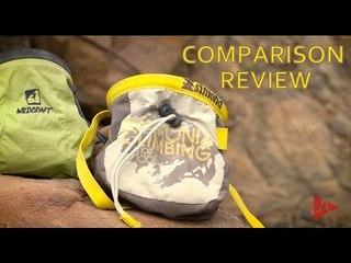 Simond Chamonix Chalk Bag Vs. Wildcraft Chalk Bag   4Play