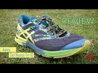 Review: Asics Gel Noosa Tri 10   4Play