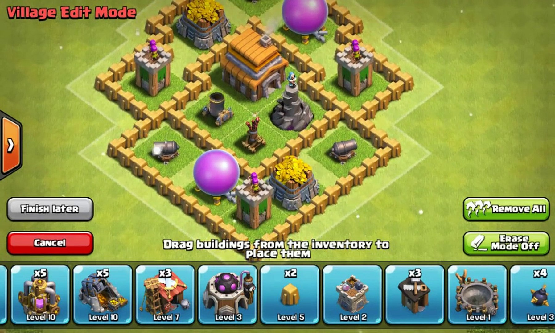 Th5 Best Base Layout 2