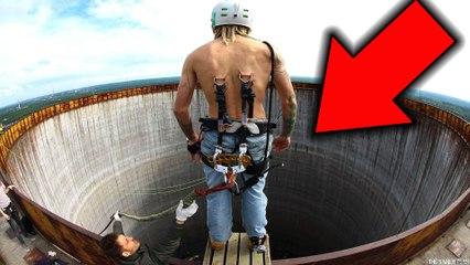 Adrenalin Dolu Dünyanın En Tehlikeli 10 Sporu