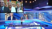Emplois fictifs au Parlement européen : le FN dénonce 19 députés