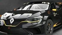 WOW !! Prodrive's Renault Megane RX Is a Rallycross asdSupercar