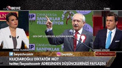 Osman Gökçek: Kılıçdaroğlu kendisi gibi düşünmeyen herkesi gönderdi