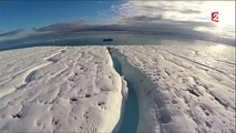 Arctique  - ses réserves d'hydrocarbures convoitées par la Russie-