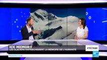Ice Memory : l'expédition qui veut créer une bibliothèque mondiale du savoir climatique