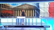 Législatives : Myriam El Khomri en campagne dans la 18e circonscription de Paris
