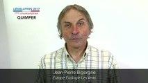 Législatives 2017. Jean-Pierre Bigorgne : 1ere circonscription du Finistère (Quimper)
