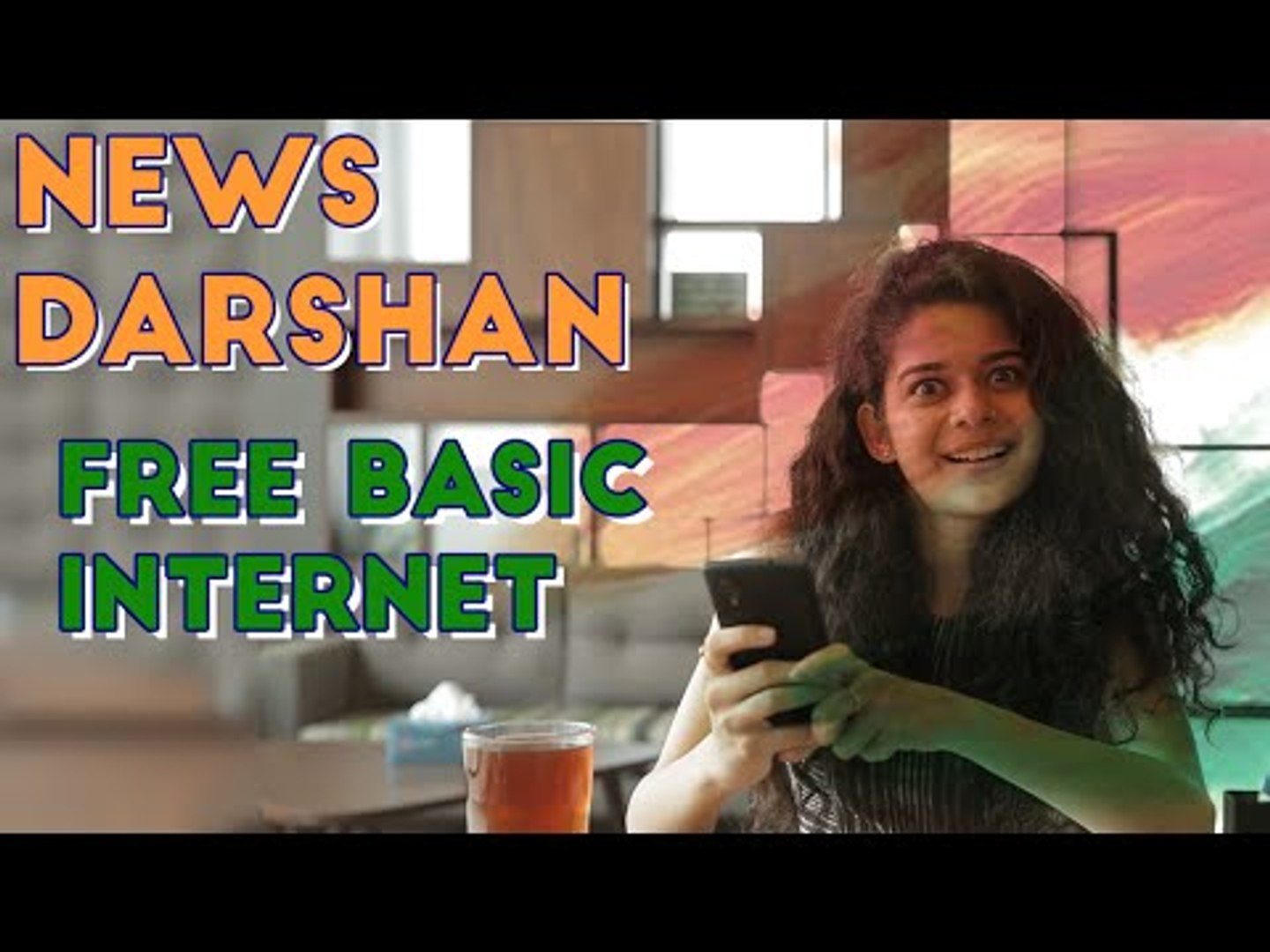FilterCopy | News Darshan: Free Basic Internet - 2 Oct 2015