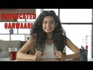 FilterCopy | News Darshan Ep 13 - Educated Ganwaar - 18 Dec 2015