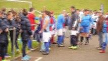 Reportage sur la journée Foot pour Tous organisée par la Ligue Rhône-Alpes de football