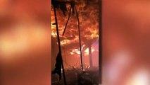 """Etats-Unis : La prison de Joliet, qui a servi de décor à la série """"Prison Break"""", touchée par un incendie"""