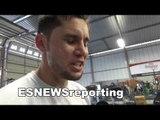 josesito lopez gloves say jaw breaker on them - EsNews Boxing