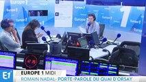 """Romain Nadal : """"Il ne faut pas relâcher la coopération internationale"""" après l'attentat de Kaboul"""
