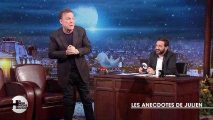 Les anecdotes de Julien Lepers - Hanounight Show du 31/05 - CANAL+