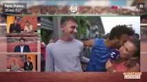 Roland-Garros : les multiples dérapages du tennisman qui a agressé la journaliste