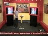 Kouthia Show - Me El Hadj Diouf et la Journée du 18 juillet - 19 Juillet 2012