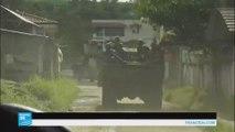 متشددون إسلاميون يواصلون القتال جنوب الفلبين والرئيس يرفض التفاوض