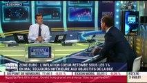 """On prend le large: """"A l'heure actuelle, l'inflation n'est pas une problématique majeure pour les marchés émergents"""", Thomas Vlieghe - 31/05"""