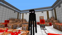 If Endermen Couldnt Teleport - Minecraft