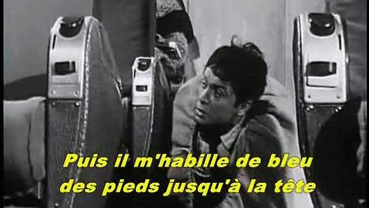Dalida - Dans le bleu du ciel bleu songtexten + Spaans ...