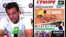 Roland-Garros 2017 - Les dernières vérités de Paul-Henri Mathieu à l'issue de son dernier Roland-Garros