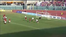 0-1 Alessandro Cesarini Penalty Goal Italy  Lega Pro  Playoff Semifinal - 31.05.2017 Livorno Calcio 0-1 AC Reggiana