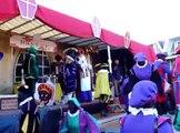 Sinterklaas en Zwarte Piet intocht muziek liedjes feest show promotie Raalte Salland Overi