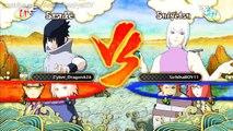 ★Fuck These Noobs★ Episode 1 Naruto STORM 3 Full Burst