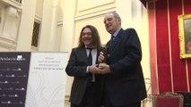 Tomás Marco,  XV Premio de SGAE 'Tomás Luis de Victoria'