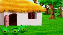 Angry Birds The Three Little Pigs Los Tres Cerditos by 3starsgoldenegg Pj masks saves pepp