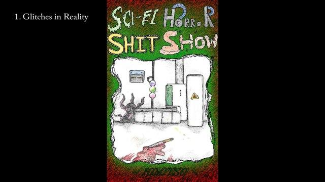 HIMITSU - SCI FI HORROR SHIT SHOW (album preview)