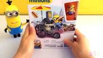 Minions Perritos Calientes Voladores Mega Bloks Flying Hot Dogs - Juguetes de Los Minions