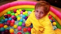 ДЕНЬ РОЖДЕНИЕ Малыша Bad Baby Музыкальная игрушка веселое видео для детей Fun for kids Bad