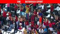 88.Todos os Gols Botafogo 2 x 1 Sport - Melhores Momentos e Gols - Copa do Brasil- 2017