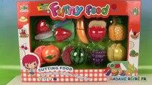 Légumes à découper Toy Velcro Cutting Vegetables Food Premier Age Jouets pour petits