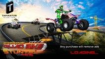 Extreme Quad Bike Stunts new - New Android Gameplay HD