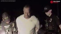 Dashcam footage of Tiger Woods' arrest is revealing