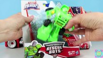 Playskool Heroes Transformers Rescue Bots Blades the Flight-Bot Transformers into a Helico