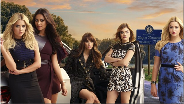 Pretty Little Liars Saison 7 Episode 15 Serie Streaming VF Gratuit