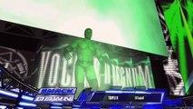 WWE 2K16 Undertaker vs Sting vs Triple H Hell In A Cell Match WWE Champion new WWE 2K16