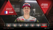 Gautier Paulin|Honda CRF450 RW|MXGP3 :The official Motocross Video Game|PC/PS4/Xbox 2017