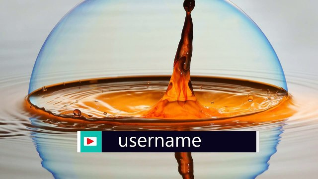Free Social Media Lower Third Template - Adobe After Effect lower Thirds- Clean Simple - FT #04