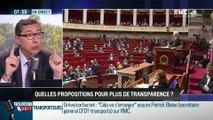 Brunet & Neumann: Quelles propositions pour la transparence de la vie politique ? - 01/06