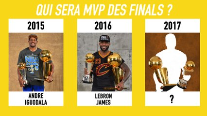 Game 1, série, MVP... Les pronostics des Finals !