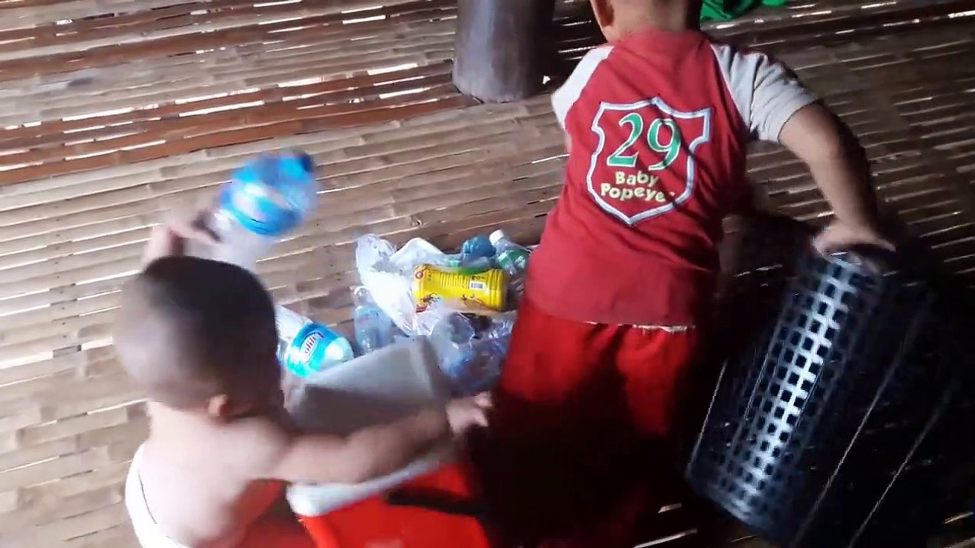 Kids !!!  Children are Playing athome ,Countryside kids 2017