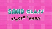 Finger Family Sandglass Family _ Finger Family