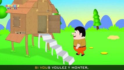 Pirouette cacahuète _ Comptines et chansons pour enfants-senmkBpEaXg