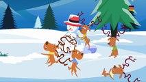 Rudolph Rote Nase Reindeer _ Weihnachts lied _ Fröhliche Weihnachten _ R