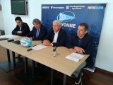 """L'Aviron Bayonnais veut """"revenir vite dans l'élite du rugby français"""""""